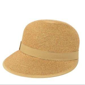 August hats Metallic thread Framer Hat